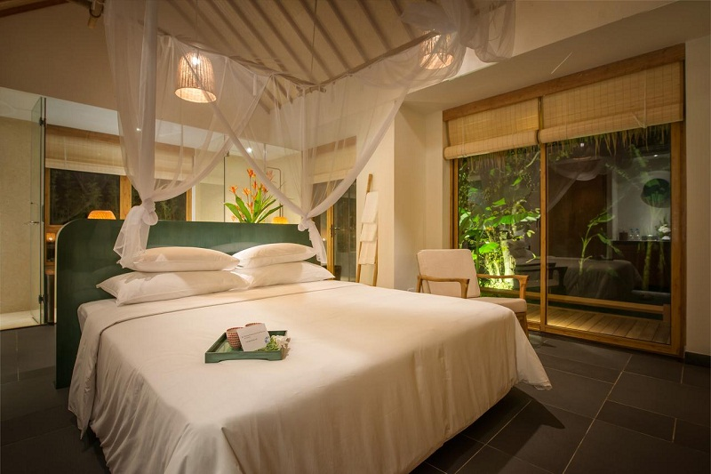 Alba Wellness Resort Huế